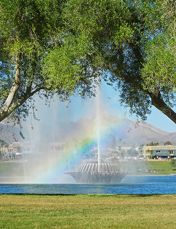 Beverly Downs - Fountain