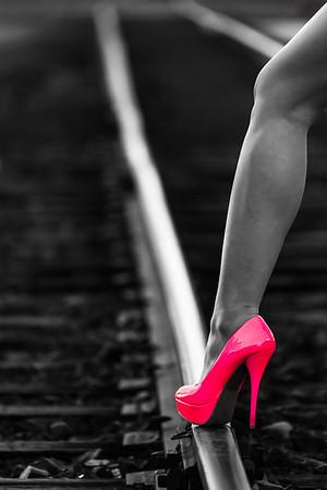 Barra - Pink Shoe