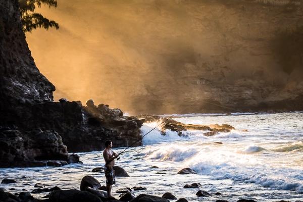 Culliton - Hawaiian Morning Catch
