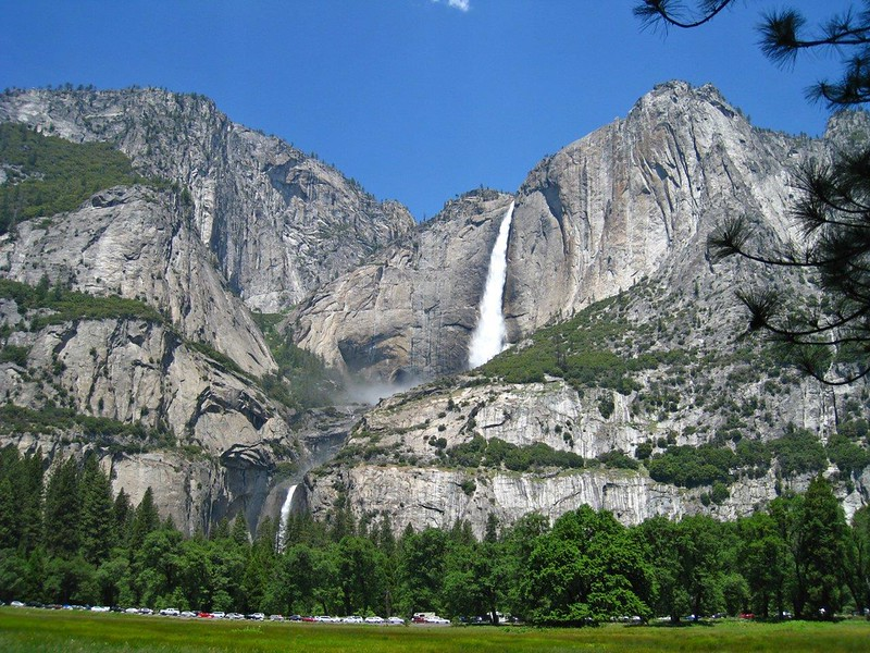 Barbara Oakeson - Yosemite Falls