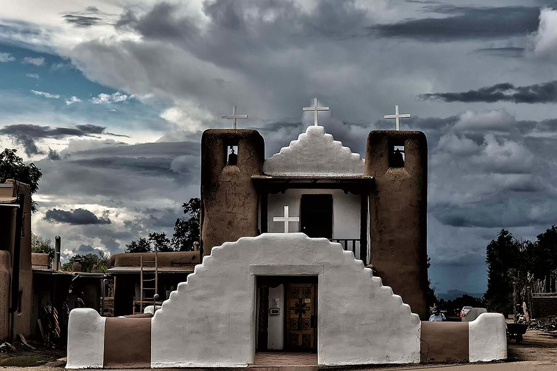 Boyce - Taos Church