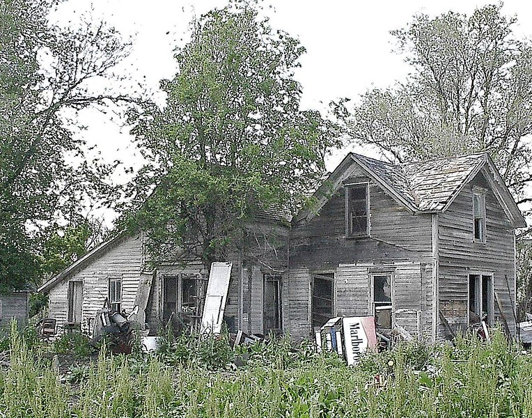 GOakeson - Grandpa's Old Country Home