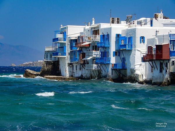 B Downing_Little Venice Mykonos Greece