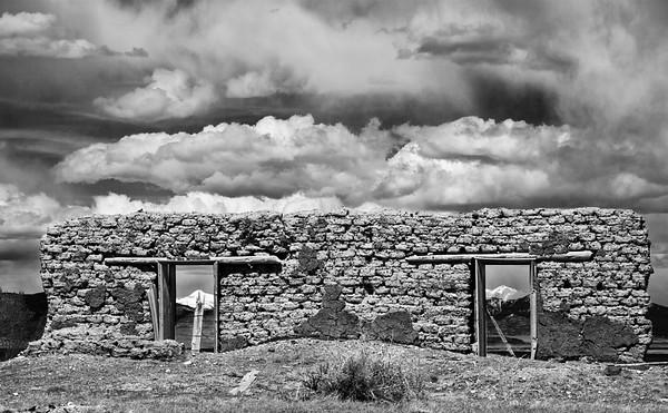 S Adams_Adobe Wall