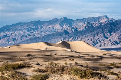 Nicole Z_Death Valley Sand Dunes