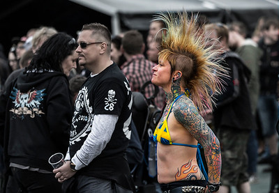 Punk Style, Tons of Rock Festival, Halden 2014
