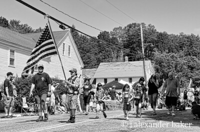 Boy Scouts, 4th of July Parade