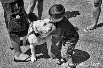 Bulldog visit