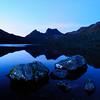Autumn Reflections - Dove Lake, Cradle Mountain National Park, Tasmania