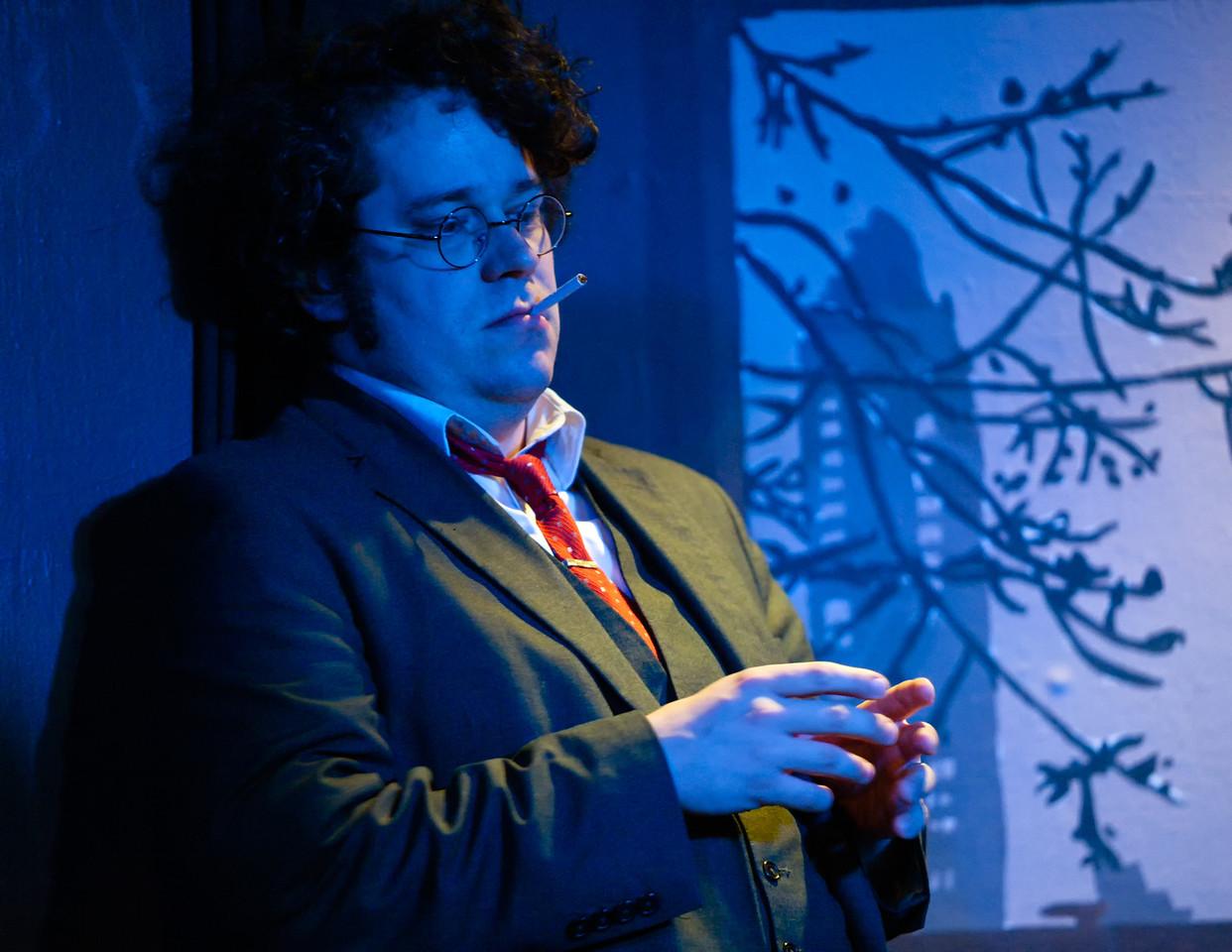The Violet Underbelly - Improvised Film Noir - April 16, 2011