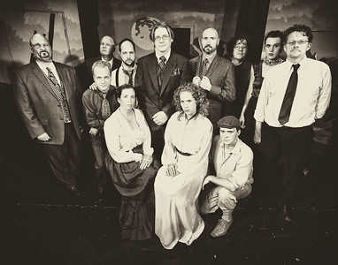 13 The Black Vault: Cast