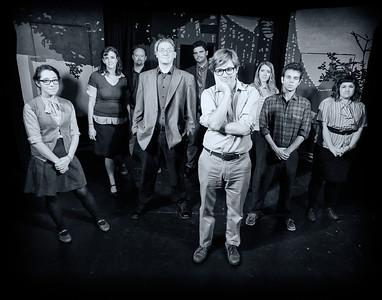 06 Manhattan Stories - The Cast 7/14/2012
