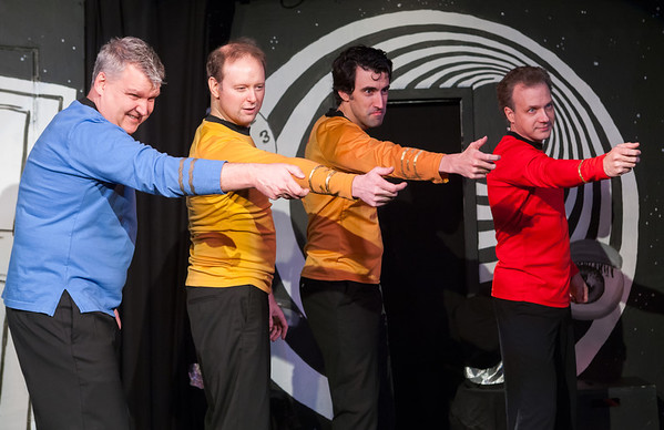 22 Start Trekkin', January 14, 2012