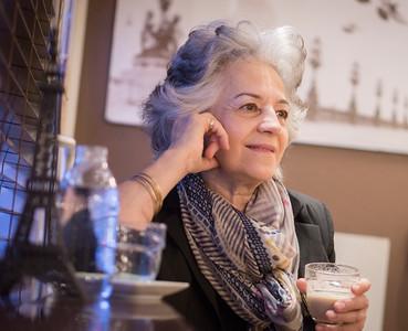14 Chef Véronique Perez, owner of Crêpes à GoGo Spadina [Toronto, Canada] 2017