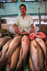 12 Fish Market [Karbi Anglong, Assam, India] 2004