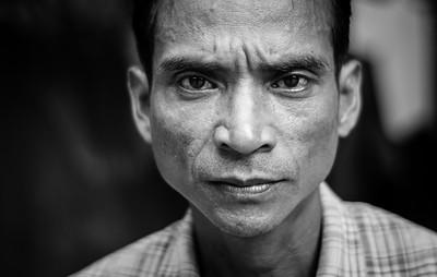 05 Man from Cambodia [Remote Village, Cambodia] 2016