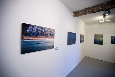 Kevin Gilligan's Photography Exhibit: Elements, Sea, Air, Land