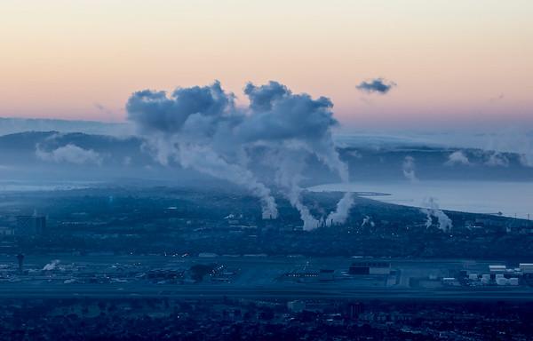 Aerial Image of Los Angeles International Airport