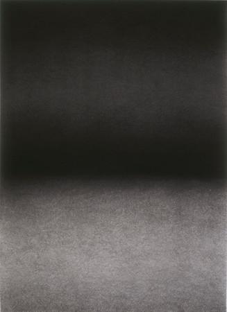 charcoal on paper imgae 72 x52cm 1999