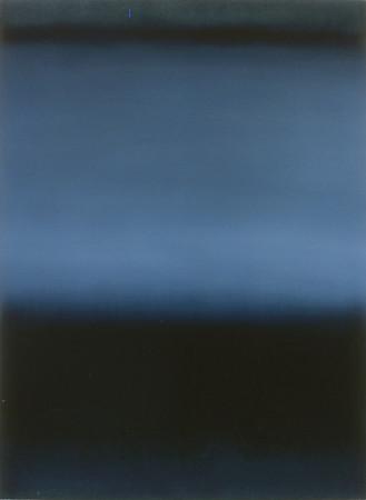oil on prepared paper image 72 x52 cm framed 92 x72 cm 1998