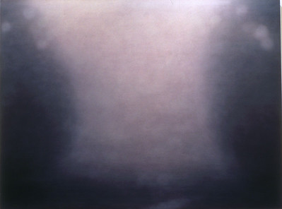 Road to Whitlands, oil on canvas 137 x183cm 2002