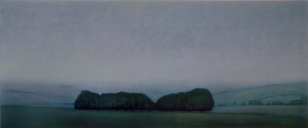 The South West, oil on canvas 76x183cm 2005 SOLD