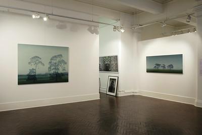 installation Flinders Lane Gallery, Melbourne