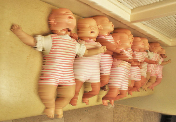 Screaming Babies