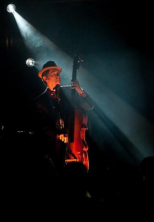 Kevin O'Neill - Mr Stout on Bass