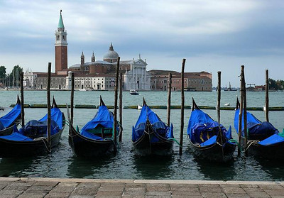 Commended - Rita Giblin - Venice 7am