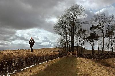 Deeming Memorial Cup - Terry Stoten - Hadrian's Walk