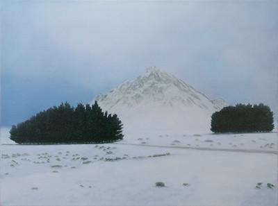 Kings House Pines, oil on linen 61 x81 cm P.O.A.(mel)