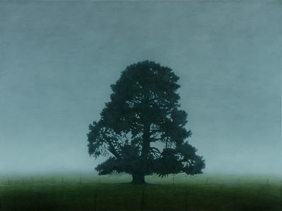 Approaching Fog, oil on linen 137x183cm $14,000 AUD (mel)