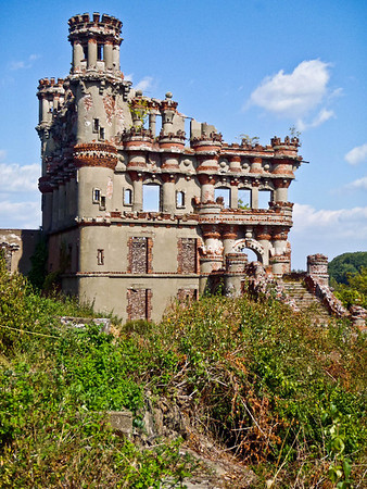 Bannerman Castle - Pollopel Island, New York - September 2010