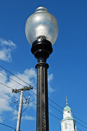 Gas Lamp - Newport, Rhode Island - August 2010