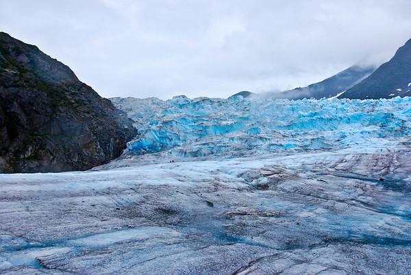 Mendenhall Glacier Trek - Juneau, Alaska - August 2009