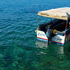 Glass Bottom Boat in the Red Sea, Aqaba, Jordan