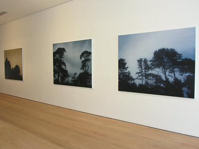 Exhibition installation Tim Olsen Gallery, Sydney
