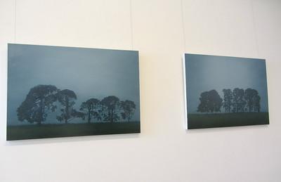 Exhibition installation Tim Olsen Gallery Sydney