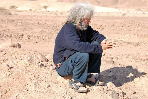 Joe - Exploring Timna - Timna Park, Israel (c) Daniel Yoffee