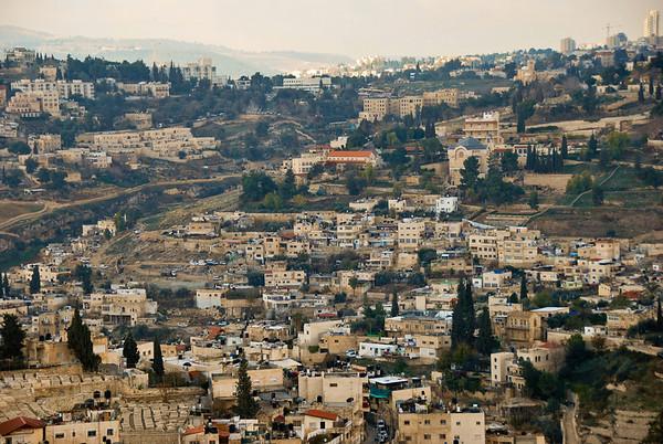 Mount Olives - Jerusalem, Israel