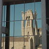 Church Reflection - St. Paul's Church, Marquette, Michigan - May 2010