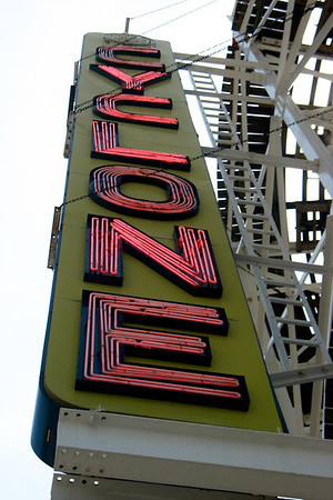 The Cyclone, Coney Island, July 2007 (c) Daniel Yoffee Photography