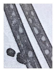 Winter In Yosemite (12 x 9)