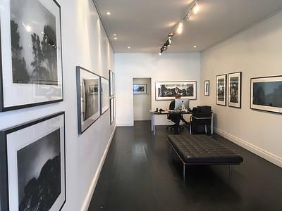Installation at Olsen Irwin Gallery Works on Paper 2016
