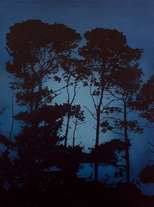 Falling Light, oil on linen 183x137cm $16,500.AUD