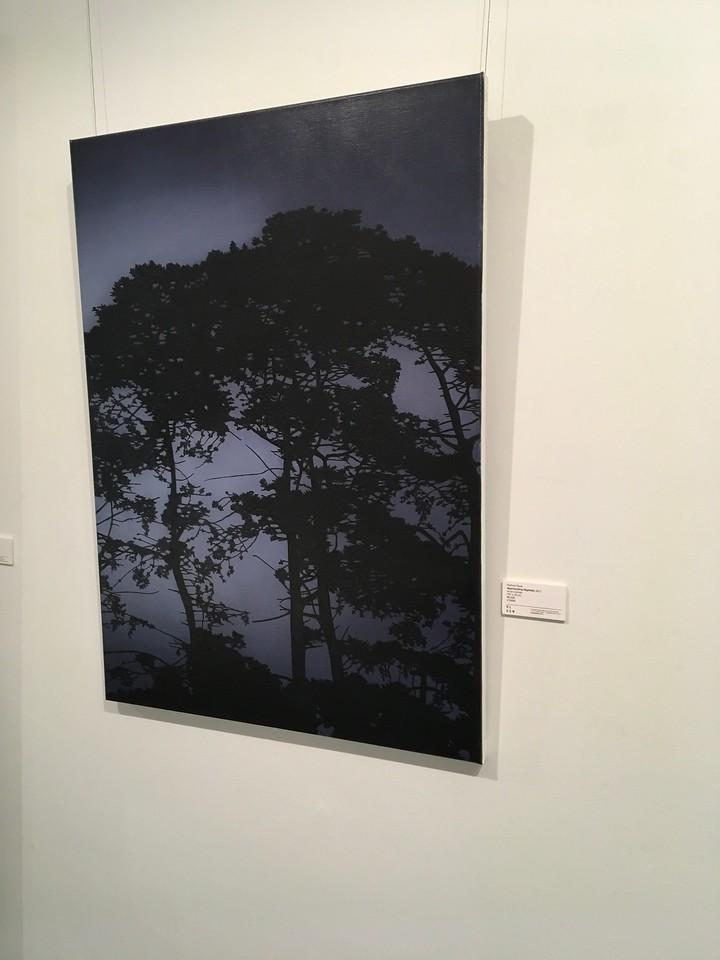 Approaching Nightfall, oil on linen 107 x76cm 2017 $6,500 AUD