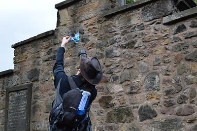 SiP goes Scotland - An art exhibition at Brick Live