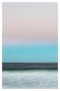 Ocean Sunrise 1 (40 x 26)