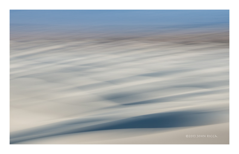 Dunes on the Move (14 x 24)